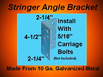 Stringer Angle Bracket