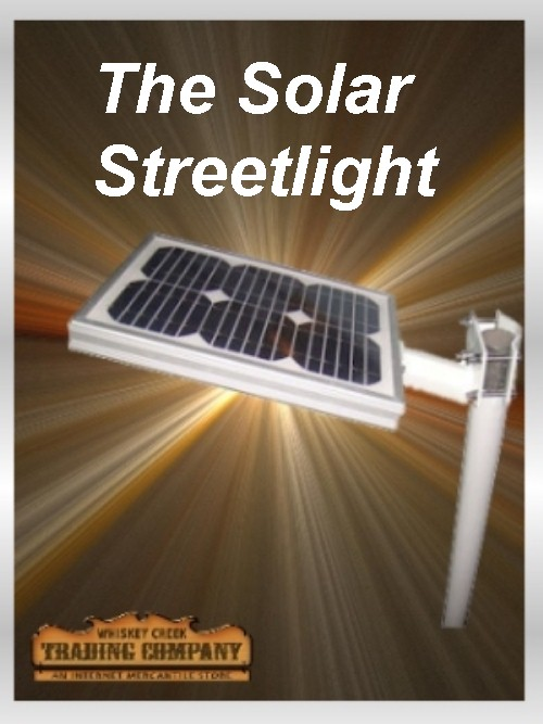 The Solar Streetlight